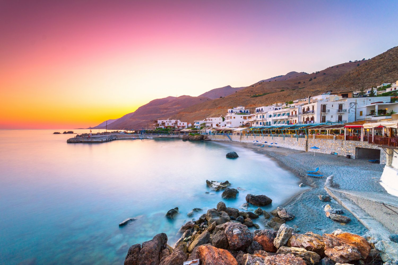 Crète voyage