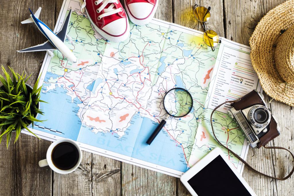 organiser voyage